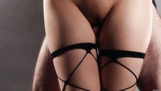 Uncensored oriental thighjob intercrural hookup