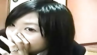 chinese Schoolgirl gargles  manmeat and gets smashed