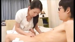 Japanese Sons Sexual Awakening fraction 4 (English Subtitles) listless!