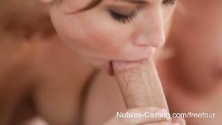 Nubiles Casting - legitimate  yr ancient hottie desperate to be a pornstar