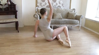 bendy Ballerina Annett - bare Workout