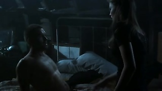 Lili Simmons sex episodes in Banshee-