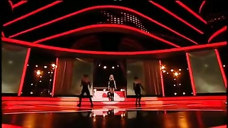 102627Britney Spears - Womanizer, live uninteresting X Factor HD