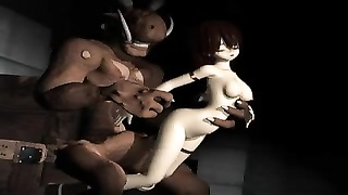 NEKOKEN 3D Animation Series -Vol4-. Egress- one