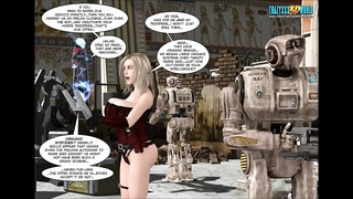 3D Comic: uprising. gig  5