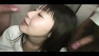 chinese Bukkake Queen gig  5! by triplextroll