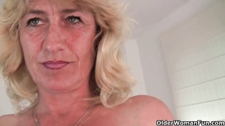 Granny painful sex