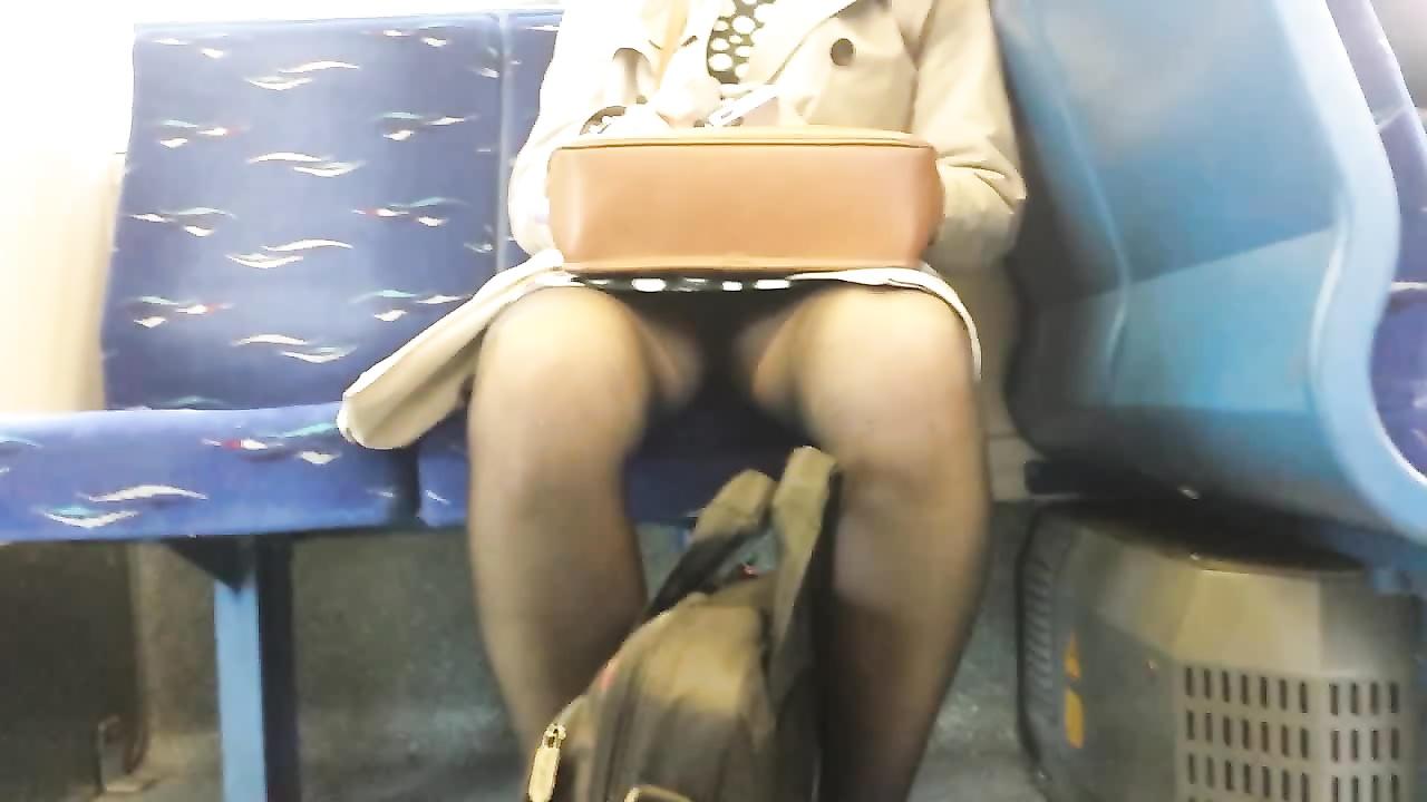 Upskirt Train Porn Videos  Pornhubcom