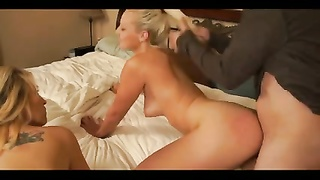 Fake-Titted milf Blackmail 3