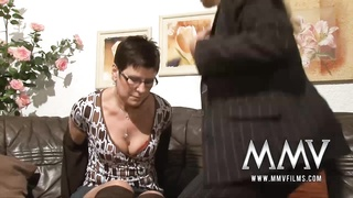 MMV Films Pierced extinct wife gets man-meat
