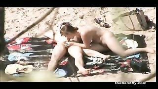 TheSandfly Beach Voyeur Va-Voom!