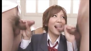 Megumi likes  pleasure gel
