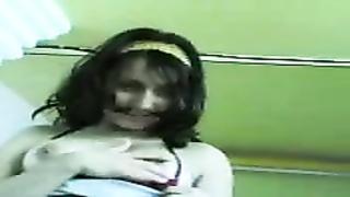 Tunisian mummy  disclose her sexy bod