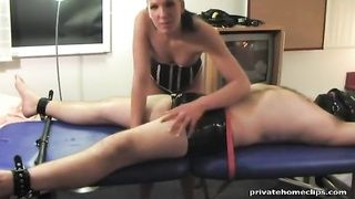 domestic made porn film with oral job