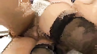 Creampie For A Blond ladyboy