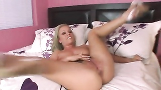 assfuck Creampie for huge-titted yellow-haired