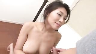 Kyoko Takashima insensible StepMom Adultery