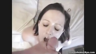 my cum discharged compilation with my ex girlfriend
