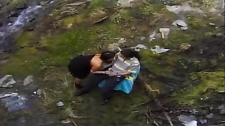 big-boobed Milf-Reality in the Spanish Mountains