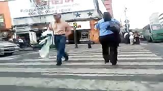 148474Culote mexicano caminando (mexican full ass)