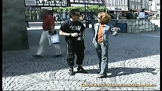 thin german redhead pickup for anal invasion in nature