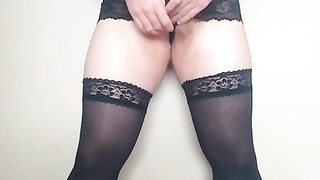 Hold-Ups, French Knickers, and a surprise appearance!