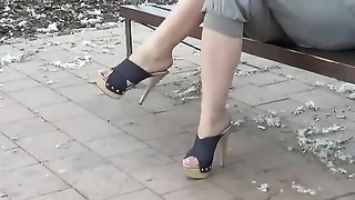 Outdoor feet