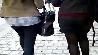Jeunette short cuir