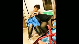 deep-throating in elephantine metro