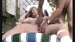 amateur conventional Outdoor hookup