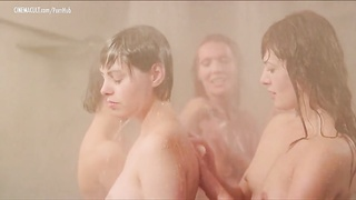 Dyanne Thorne Lina Romay Tania Busselier nude scenes