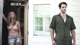best Celebrities Answering the Door naked