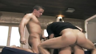 large cocks/sexy muscles COLLEGE guys dp her
