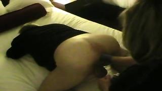 assfuck going knuckle deep  Nina and slit