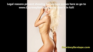 large boobs Courtney Stodden Extended movie