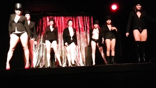 BBW n' mummies  chunky butts Burlesque