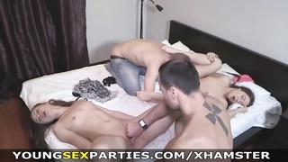 youthfull  hookup Parties - sex party flapping