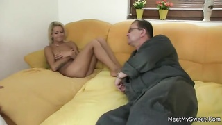 He leaves and crazy parents seduces his super hot girlfriend