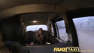 FakeTaxi hookup revenge on cheating bf