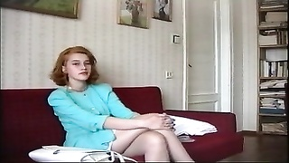 Redhead teen smashed In The honeypot  And arse