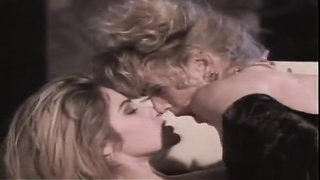 blondy lesbian women