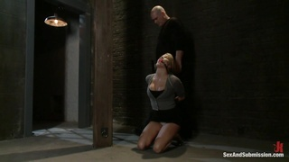 lovely and innocent Aiden wants to be disciplined