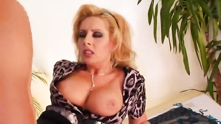 cougar housewife needs a correct drill