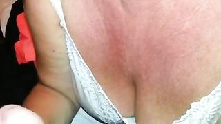 Pompino matura cicciona
