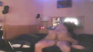 banging chunky hoe chinese gf all the time while hubby works