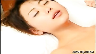 little tits oriental tramp gets recorded as she bangs