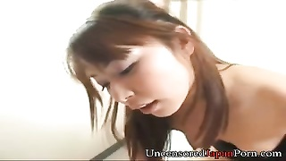 Uncensored japanese porn - Doctors office sex with teen idol