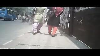 German boy  bottom bangladeshi chicks filming their booties !