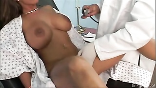 Holly Halston Doctor vist
