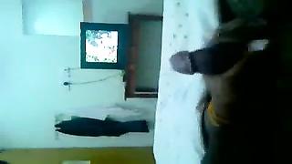 Malaysian indian girl throating manstick